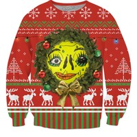 Literally Ugly Christmas Sweater