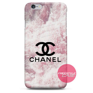 Chanel Logo iPhone Case 3, 4, 5, 6 Cover