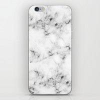 Real Marble  iPhone & iPod Skin by Grace
