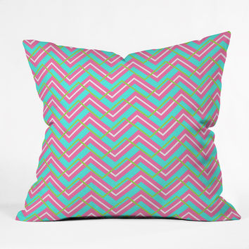 Caroline Okun Montauk Throw Pillow