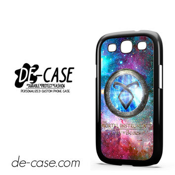 The Mortal Instruments City Of Bones For Samsung Galaxy S3 Case Phone Case Gift Present
