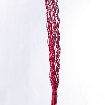 Twisted Willow Bundle - Red