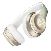 Beach Sea Foam Tide Skin for the Beats By Dre Headphones