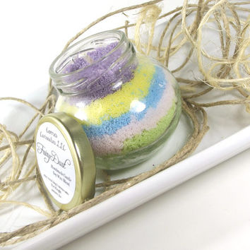 Scented Candle, Fairy Dust scented Soy Candle, 4 ounce Jar