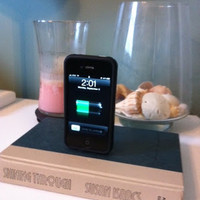 the DIY treatment: iPhone / iPod Charging Dock