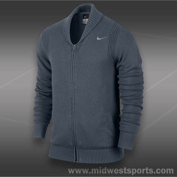 Nike Mens Tennis Jacket, Nike Cardigan Sweater 546493-479,  Midwest Sports