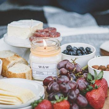 Summer Solstice - 9 oz Pure Soy Wax Candle