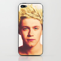 Niall Horan iPhone & iPod Skin by Vanessa M | Society6
