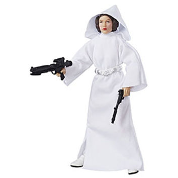 Star Wars 40th Anniversary Leia Organa 6in Figure
