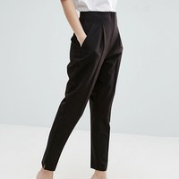 ASOS Mix & Match Highwaist Cigarette Pants at asos.com