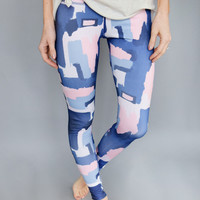 The Go-Getter Legging Pink