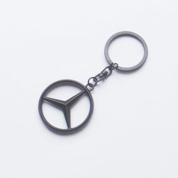 Mercedes Black Series Satin Keychain Keyring