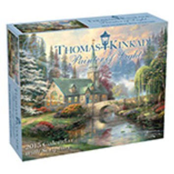 Thomas Kinkade 365 Scripture Desk Calendar