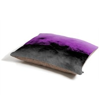 Caleb Troy Zero Visibility Radiant Orchid Pet Bed