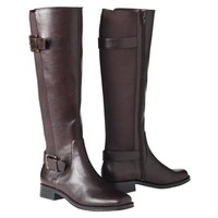 Women's Merona® Magaska Riding Boot - Brown