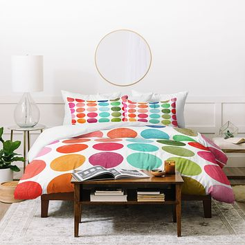 Garima Dhawan Colorplay 5 Duvet Cover