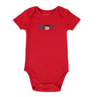 Baby Bodysuits Newborn Clothes Summer Short Sleeve Infant Jumpsuit Toddler Infant Boys Girls Clothing One-Pieces