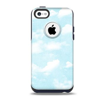 The Vintage Cloudy Skies Skin for the iPhone 5c OtterBox Commuter Case