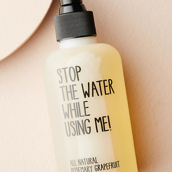 Stop The Water While Using Me! Shampoo