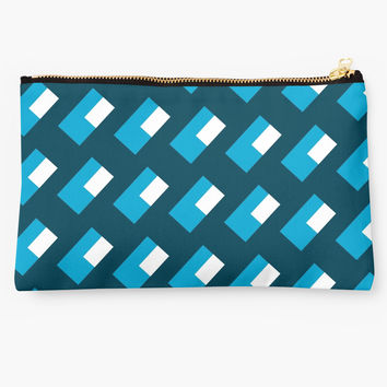 ' Abstract Rectangle Pattern Geometric Desing ' Bolso de mano by zaysa