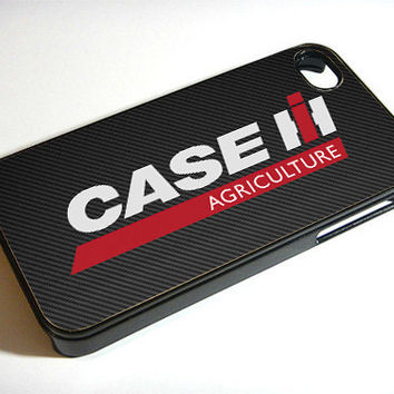 Case IH Tractor - Print on iPhone 4/4s Case - iPhone 5 Case - Samsung Galaxy S3 - Samsung Galaxy S4