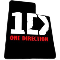 one direction 7bc1e663-b781-4734-8c96-fe340a606098 for Kids Blanket, Fleece Blanket Cute and Awesome Blanket for your bedding, Blanket fleece *AD*
