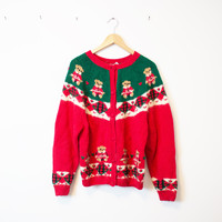 Vintage Ugly Christmas Sweater