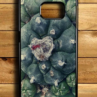 Peyote Cactus Samsung Galaxy S6 Edge Case