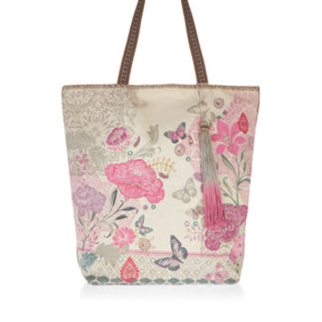 Safi Butterfly Shopper Bag | Multi | Accessorize
