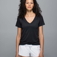 What The Sport Tee *Mesh