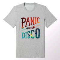 Panic At The Disco Logo T Shirt