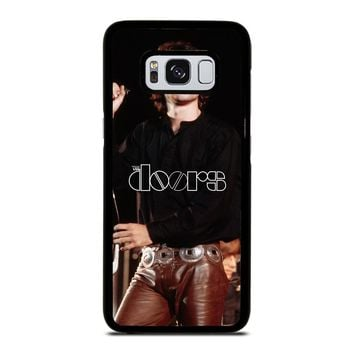 JIM MORRISON THE DOORS Samsung Galaxy S8 Case