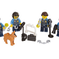 LEGO® City Police Accessory Set