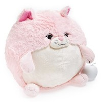 Girl's Squishable 'Pink Kitty' Stuffed Animal