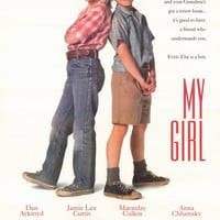 My Girl 11x17 Movie Poster (1991)