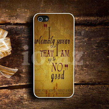 I solemnly swear Design mobile Phone case