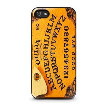 ouija board iphone 5 5s se case cover  number 1