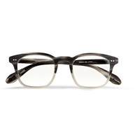 Garrett Leight California Optical - Dudley Dégradé Acetate Glasses | MR PORTER