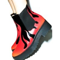 FIRE SIGN BOOTS