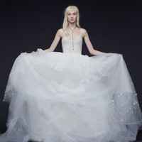 Wedding Dresses, Bridal Gowns by Vera Wang | Fall 2015