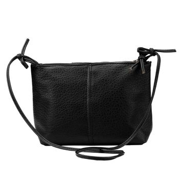 flama New Fashion Casual Women Bag Faux Leather Satchel Shoulder Bags Messenger Handbag Female Crossbady Bag