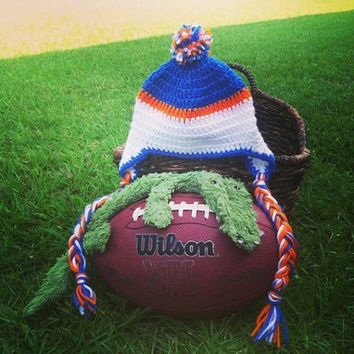 Florida Gator Inspired Hat