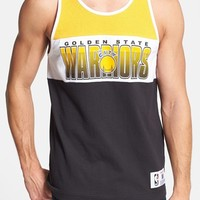 Men's Mitchell & Ness 'Golden State Warriors - Home Stand' Tank Top
