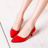 Summer High Heel Elegant Shoes [4919959044]