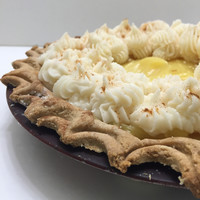 Lemon Meringue Pie Scented Farmhouse Fake Food