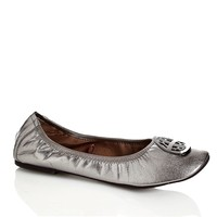 Ornament Toe Ballet Flats 544468938