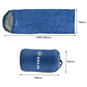 Halin Outdoor Envelope Sleeping Bags