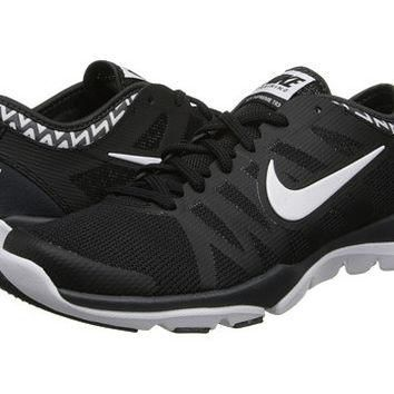 NEW!! Nike Women's Flex Supreme Trainer 3 Athletic Shoes w/ Cute Chevron Pattern and A