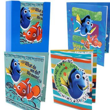 Disney Finding Dory Two Pocket Folders - CASE OF 48