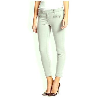J Brand Paulina Intuition Skinny Crop Jeans